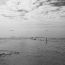 Passeggiata in solitudine