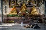 31 - Il riposo all'ombra di Buddha
