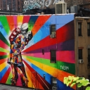 58 - NYC Wall Painting