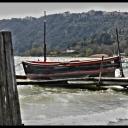 Barca sul Lago (HDR)
