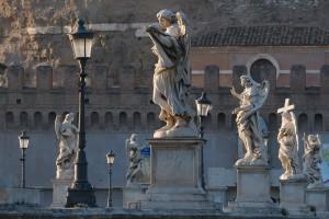 Schiera di Angeli (Ponte S.Angelo)