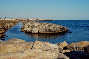 LA zona del Faro a Fiumicino (foto di Dario Coppola)