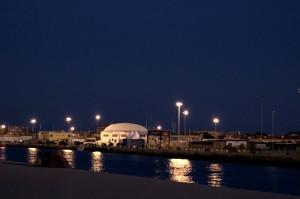A pesca di notte