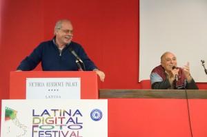 Angelo Movizzo (a sinistra) e Luigi Passero!