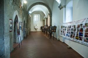 Sala espositiva 1 (foto di P. Farcomeni)