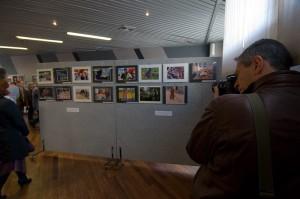 Visitando la mostra -3 (di Paolo S.)