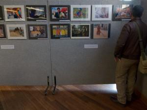 Visitando la mostra (di Paolo S.)