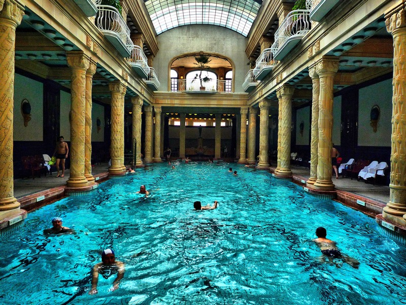 Gellert Thermal Bath | il blog di luceradente