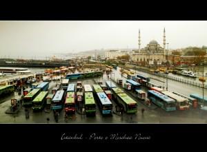 Istanbul_ Porto e Moschea Nuova