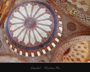 Istanbul_Moschea Blu