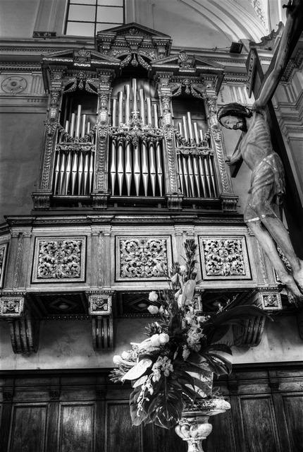Organo e Cristo