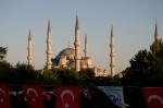 Istanbul - Moschea Azzurra