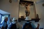Francigena del Sud - Santuario Crocifisso (Bassiano)