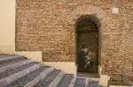 via dei Ciancaleoni 2 (© Petriglia)