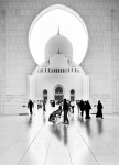 libero FARCOMENI Abudhabi Mosque People AMMESSA