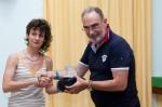 La premiazione - foto Farcomeni