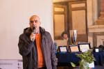 Il presidente del circolo ospite, Magazzino 120, Carlo Panza