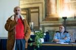 Gianfranco Forno Presidente dell'Ass. Vol. Francesco Forno