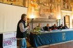 Il presidente del circolo CRAL Telecom , Paolo Scrimitore