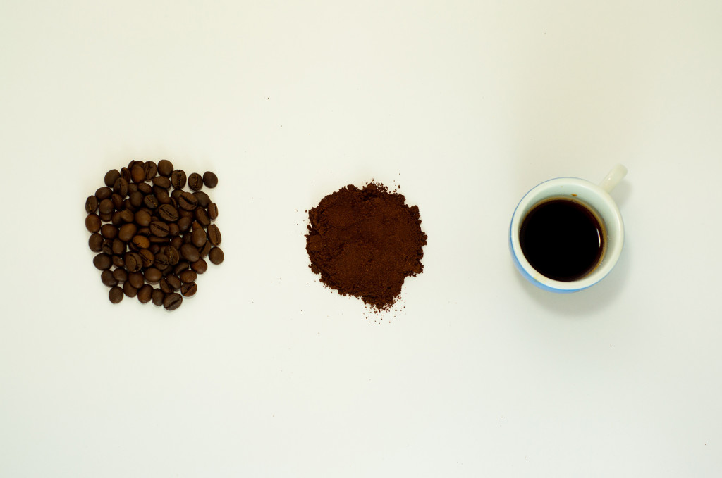 The three ages of coffee